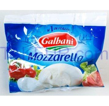 Сыр Galbani Mozzarella 45% 125г - Фото