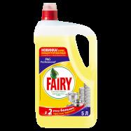 Сред д/мыт посуд Fairy Соч Лим 5л - Фото