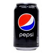 Напиток Pepsi Black с/г 0,33л ж/б - Фото