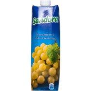 Сок Sandora Виноград белый 0,95л - Фото