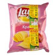 Чипсы картофельные вкус краба Lay's 71г - Фото