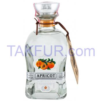 Напиток алкогольный Bolgrad Абрикосовка Украинская 40% 0.5л - Фото