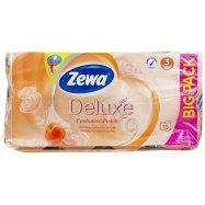 Туал бумаг Zewa Del Cashmere Peach 16шт - Фото