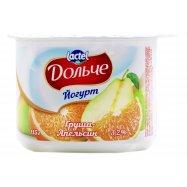 Йогурт Lactel Дол Гр-Ап 3,2% 115г - Фото