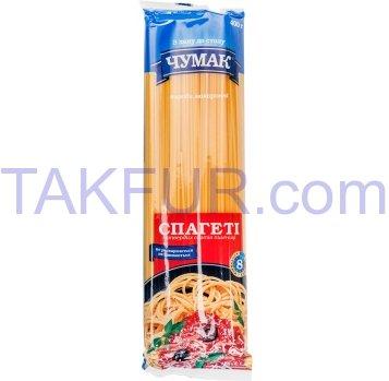 Изделия макаронные Спагетти 400 г Чумак - Фото