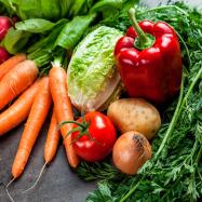Сезонный Овощной набор мини  - Фото