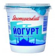 ЯМЗ ЙОГУРТ ТУРЕЦЬКИЙ 10% 300Г - Фото