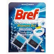 Кубики д/сл бачка Duo-Cubes Bref 100г - Фото