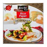 EX.FOOD ПАПІР РИСОВИЙ 22СМ 100 - Фото