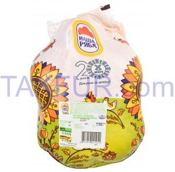 Тушка Наша ряба цыпленка-бройлера охлажденная кг - Фото