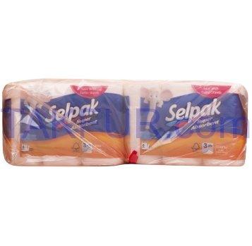 Полотенца Selpak 6шт - Фото