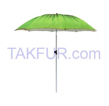 Зонт пляжный Tarrington House киви 2м - Фото