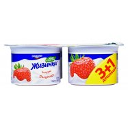 Йогурт Жив DAN 1,5% Клуб 115г*4 - Фото