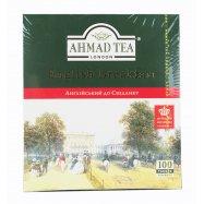Чай Ahmad Tea Англ к завтр чер 2г*100шт - Фото
