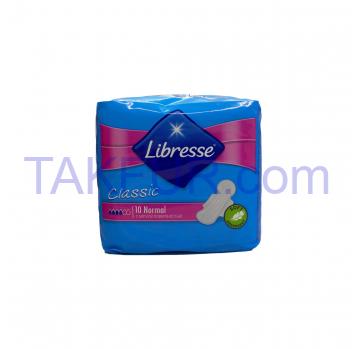Прокладки Libresse Classic женские гигиенические 10шт - Фото