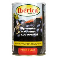 IBERICA ОЛИВ ЧОР З/К 432МЛ - Фото