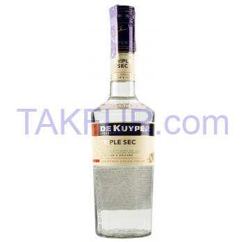 Ликер De Kuyper Triple Sec Апельсин 40% 0,7л - Фото