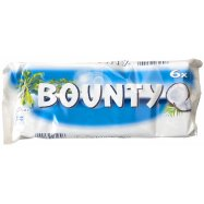 Батончик Bounty минис мульт 28,5г*6 - Фото
