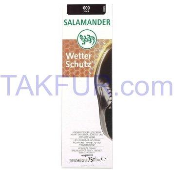 Крем для обуви Salamander Wetter Schutz Черный 75мл - Фото