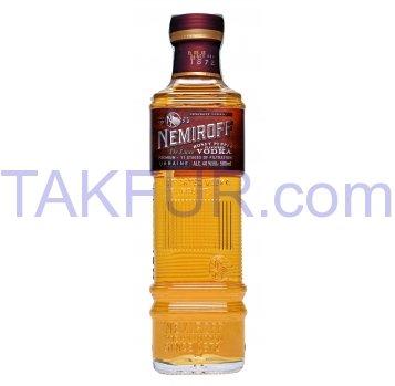 Настойка Nemiroff De Luxe медовая с перцем 40% 500мл - Фото