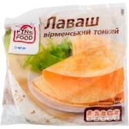 Лаваш Fine Food армян тон 110г*3шт 330г - Фото