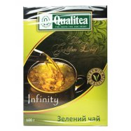 Чай Qualitea Infinity зеленый 100г - Фото