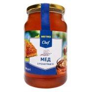 Мед натурал разнотравья Metro Chef 1200г - Фото