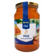 Мед натур подсолнечный Metro Chef 1200г - Фото