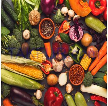 Сезонный овощной набор большой - Фото