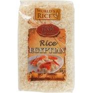Рис египетский World's Rice 500г - Фото