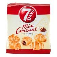 Мини круасаны 7Days с кремом какао 185г - Фото