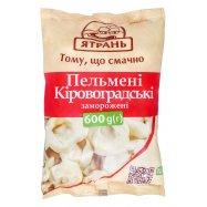 ЯТРАНЬ ПЕЛЬМ КІРОВОГР 600Г - Фото