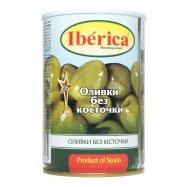 IBERICA ОЛИВКИ 420Г БЕЗ КІСТ. - Фото