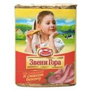 Сыр Звени Гора 45% плавленый бекон 90г - Фото