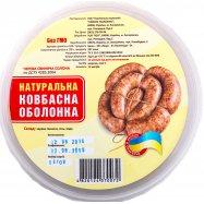 Колбас оболоч Черева свиная 12м - Фото