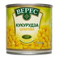 ВЕРЕС КУКУРУДЗА ЦУКР 340Г - Фото