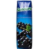 Нектар Sandora Черная смород 0,95л - Фото
