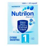 Смесь Nutrilon1 мол д/дет до 6 мес 1000г - Фото