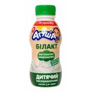 Напиток Агуша 2,5% Билакт 200г ПЭТ - Фото