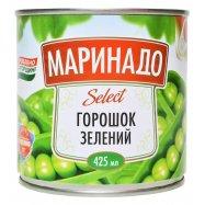 МАРИНАДО ГОРОШОК ЗЕЛ Ж/Б 425МЛ - Фото
