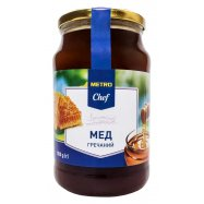 Мед натуральн гречишный Metro Chef 1200г - Фото
