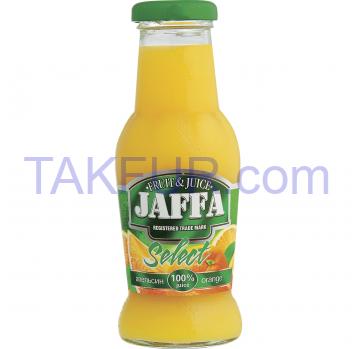 Сок Jaffa Апельсин 0,25л - Фото