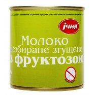 Мол сгущ Ічня цел фрук 8,5% ж/б360г - Фото