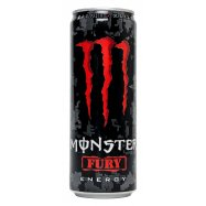 Напиток Fury Energy б/а Monster 355мл Фото - 1