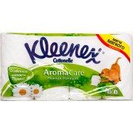 Туалетная бум Kleenex аром Неж Ромаш 8шт Фото - 1