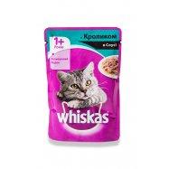 Корм Whiskas д/кош кролик в соусе 100г Фото - 4